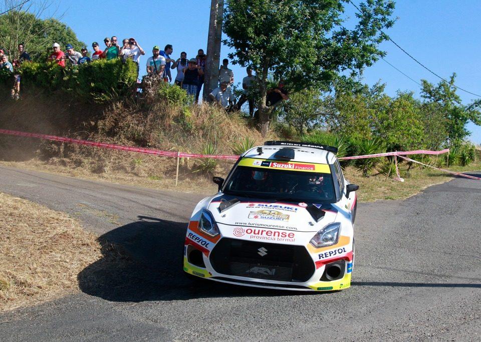 Joan Vinyes Rally Ferrol