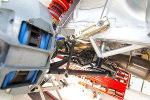 Barra estabilizadora Swift Sport ARV