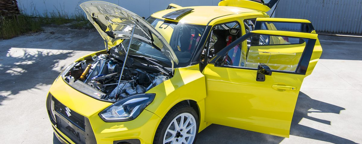 Suzuki Swift Sport N5