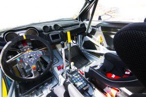 Interior Suzuki Swift Rallye