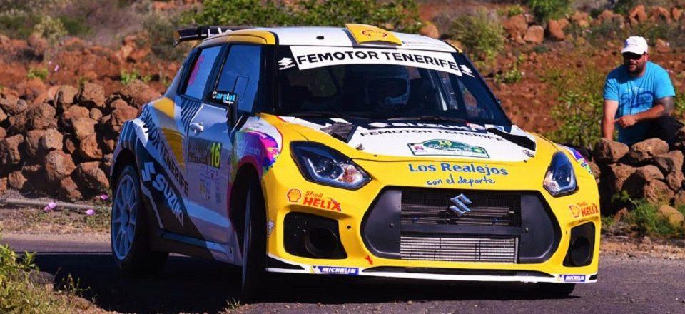 Manuel Mesa Rally Adeje