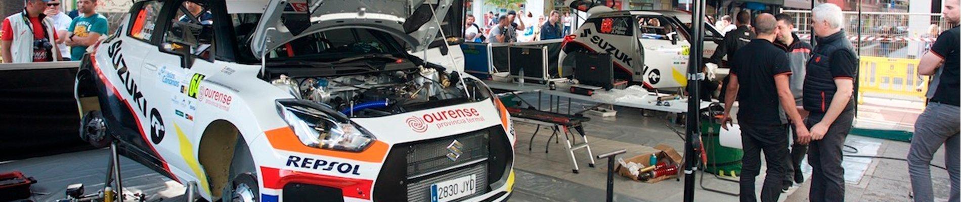 Mecanicos Suzuki Motorsport