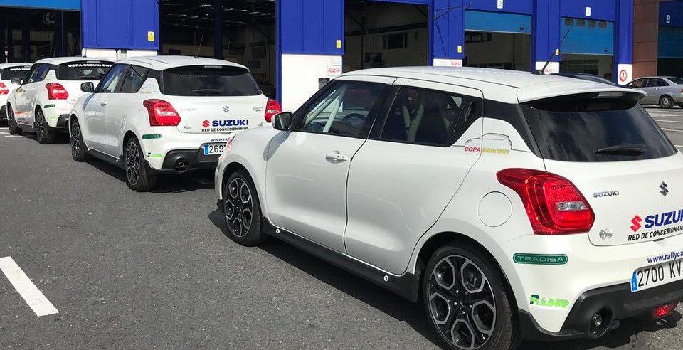 Suzuki Swift Sport Copa