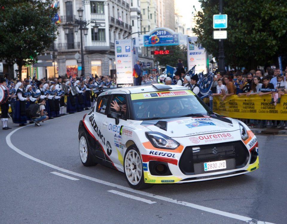 Rally Princesa de Asturias Suzuki N5